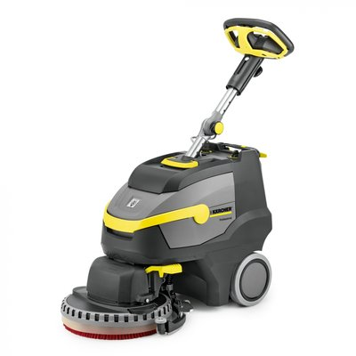 Karcher Small Pedestrian Scrubber Dryer - 380mm Hire